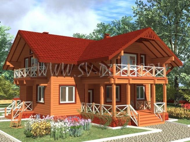 Строительство деревянных домов - цена, плюсы и минусы , свой.